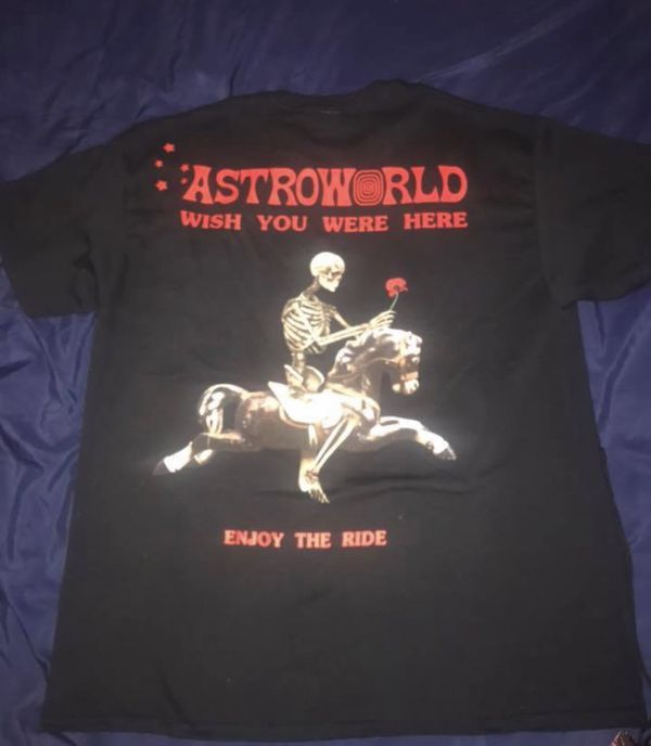 7ac3220d7886 Travis Scott Astroworld Merch for Sale in New York, NY - OfferUp