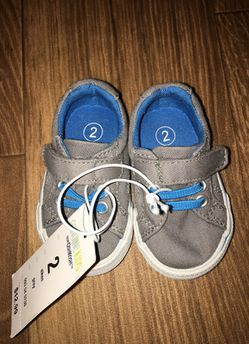 NWT toddler boy's shoes Thumbnail