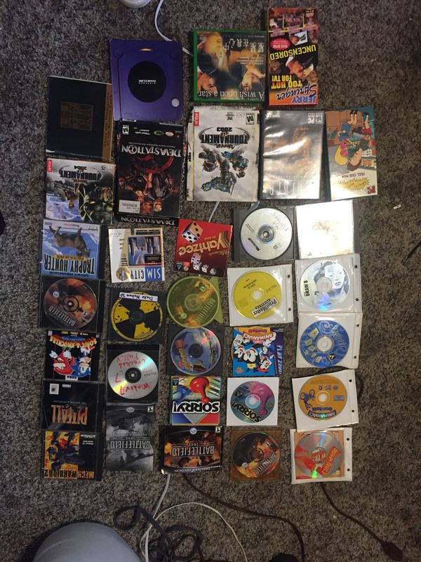 Big lot of Old school late 90s/early 00 popular games for Sale in  Newcastle, WA - OfferUp