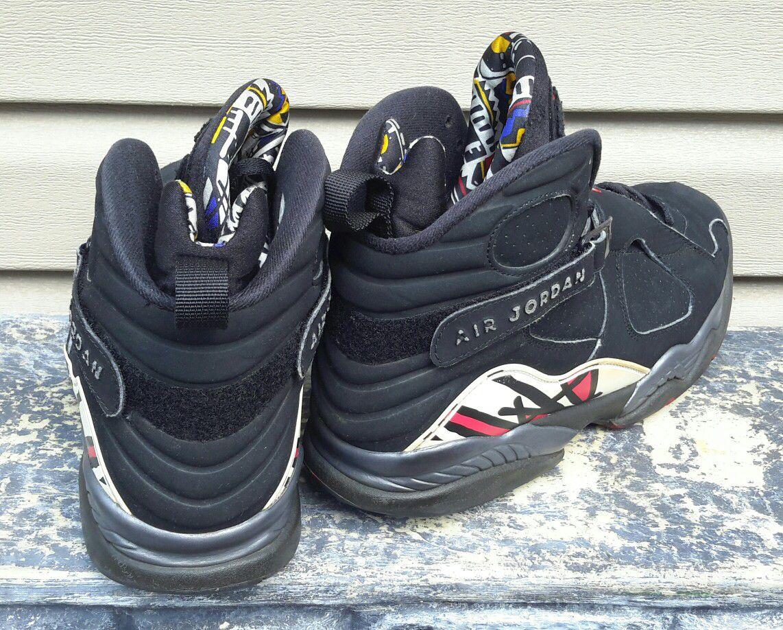 Air Jordan 8 Retro Playoffs Sz 13