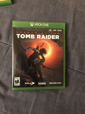 still new tomb raider for xbox one for Sale in Washington, DC