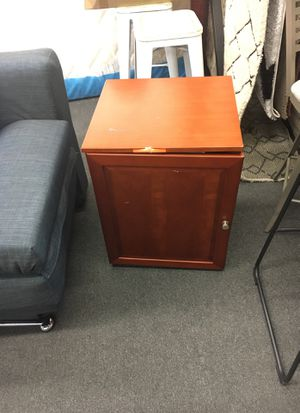 Door cabinet cherry color for Sale in Alexandria, VA