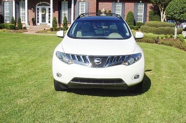 2010 Nissan Murano Thumbnail