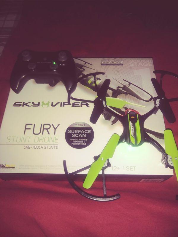 Sky Viper Fury Stunt Drone For Sale In Springfield Tn Offerup