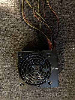 EVGA 600W Power Supply Thumbnail