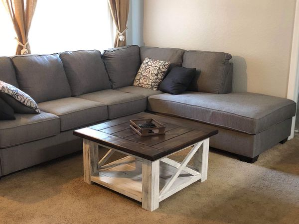 Ashley Furniture 2 Piece Sectional For Sale In Geneva Fl Offerup
