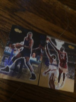 Basketball Collectibles 3/3 for Sale in Capitol Heights, MD