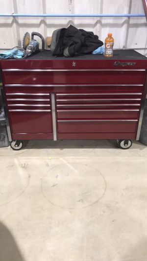 snap on tool box for Sale in Germantown, MD