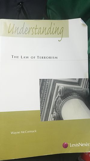 Understanding the Law of Terrorism for Sale in Orlando, FL