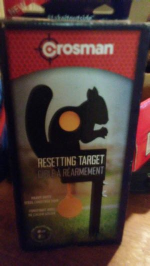 Shooting. Resetting Target for Sale in Columbus, OH