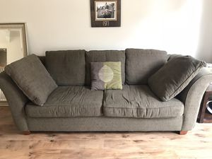 FULL LIVING ROOM COUCH SET FOR SALE for Sale in Colesville, MD