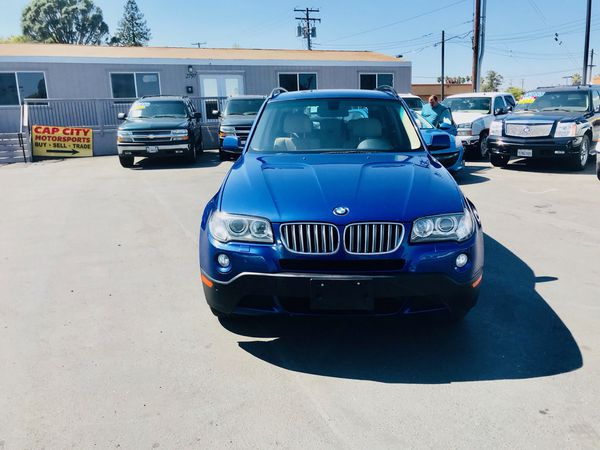 2008 Bmw X3 Awd 65k Miles For Sale In Stockton Ca Offerup