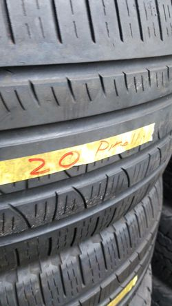 265 50 20 used tires. ONLY 2 Thumbnail