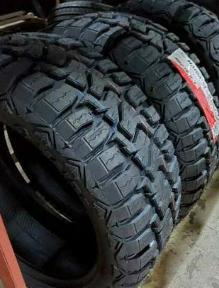 35/1250/24 MONKEY WHEELS AND TIRES