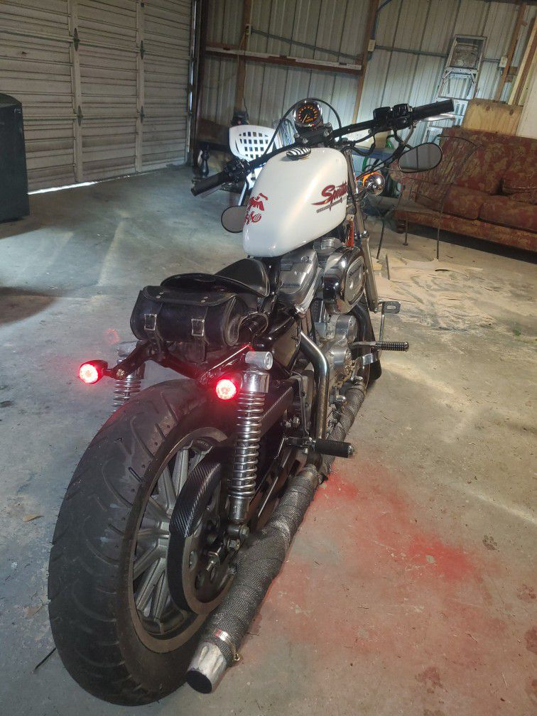 Photo 2000 Harley Davidson Sportster 883 XLH