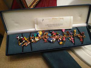 Ultimate Disney charm bracelet certified for Sale in Tampa, FL