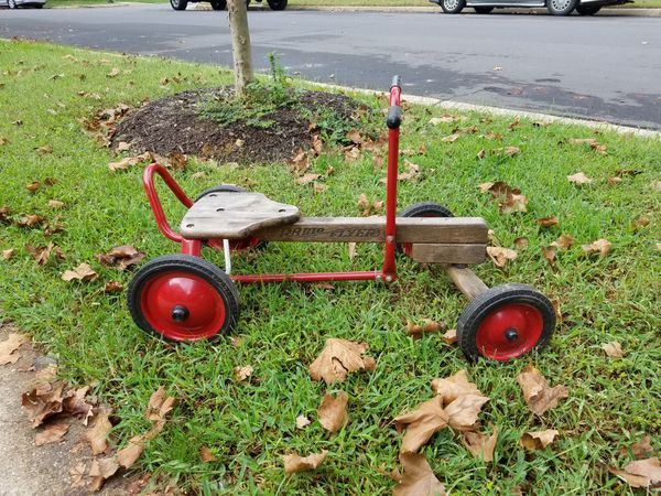 Radio Flyer Row Cart For Sale In Chantilly Va Offerup