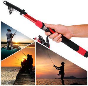 Brand new glass fiber telescopic fishing rod 1.8m for Sale in Hawthorne, CA