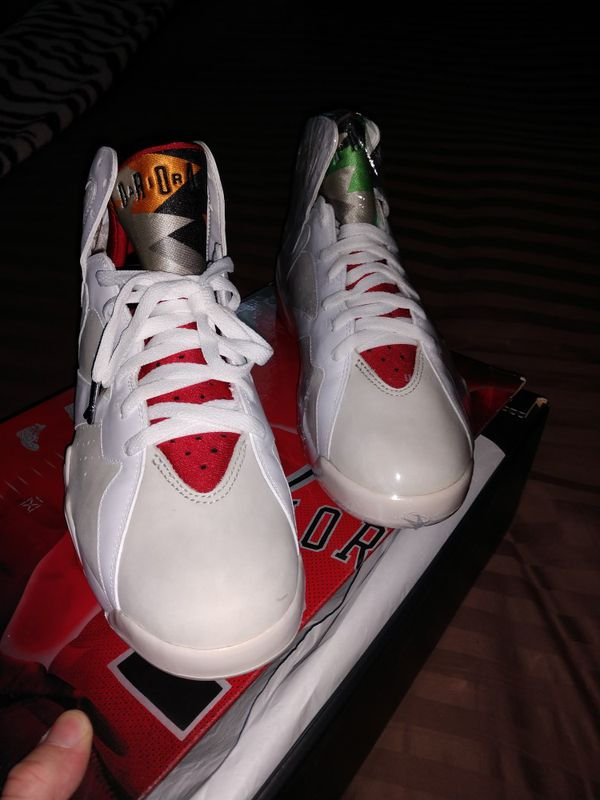 premium selection fef9f c755e 2008 Air Jordan cdp HARE 7 DS, sz 10.5 brand new never worn