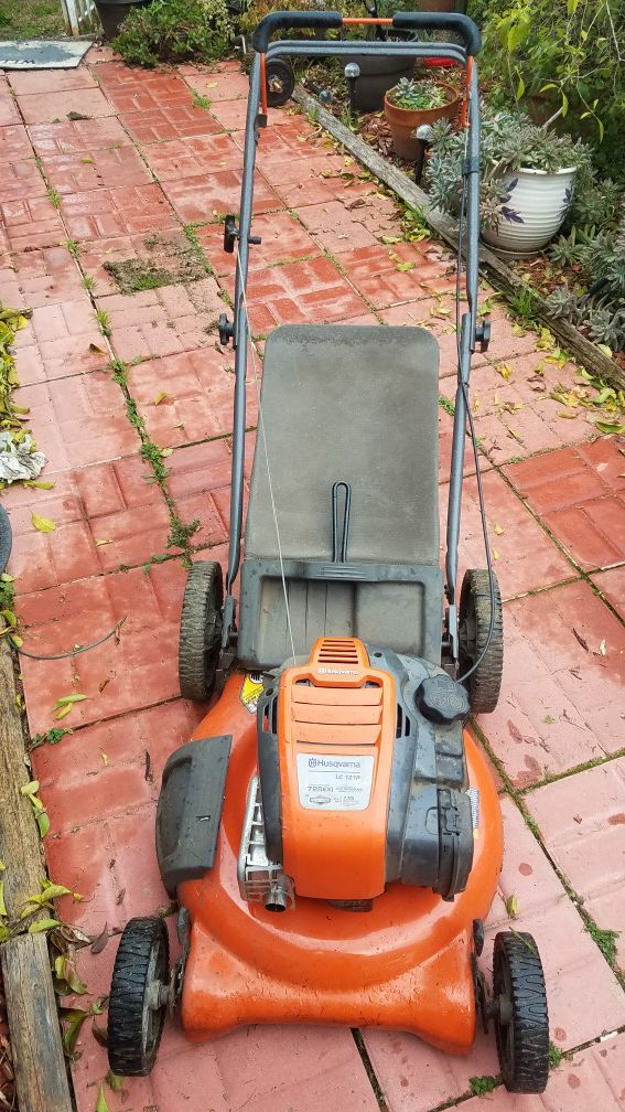 Husqvarna 725exi Lawn Mower For Sale In La Verne Ca Offerup