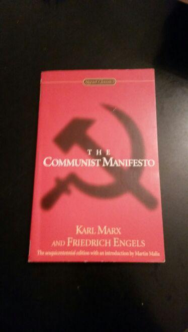 The communist manifesto isbn:978 0 451 52710 3