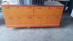File cabinet $60 for Sale in Alexandria, VA