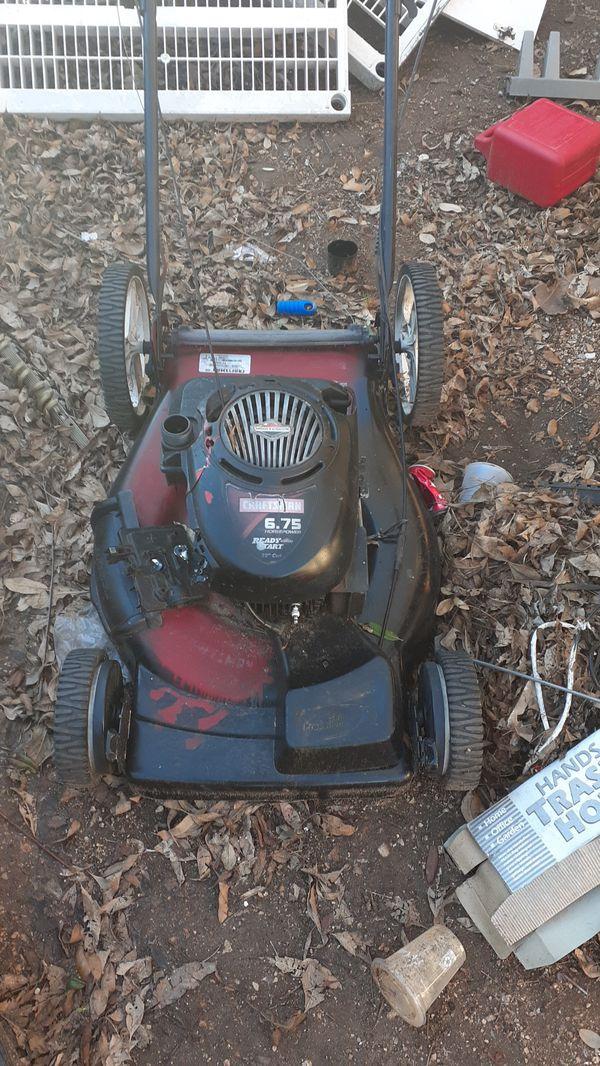 Parts Mower For Sale In San Antonio Tx Offerup