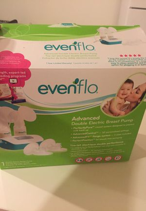Evenflo feeding breast electric pump , new never used for Sale in Centreville, VA