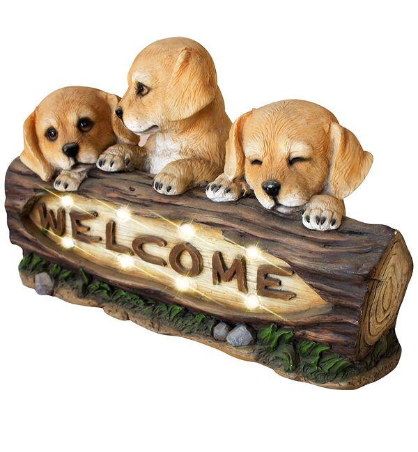 Welcome Garden Puppy Dog Decor For Sale In West Palm Beach Fl Offerup