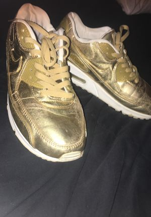Golden Airmaxes for Sale in Annandale, VA