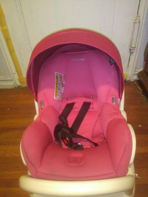 328592446a0 A baby carrier and a car seat for kids. New no used for Sale in