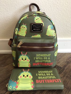 Disney Heimlich Loungefly Backpack & Wallet for Sale in Los Angeles, CA