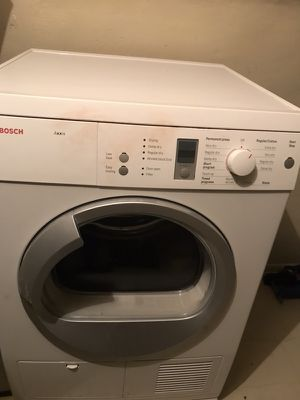 Bosch Dryer for Sale in Pittsburgh, PA