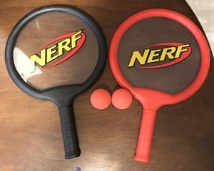 Nerf Paddle Ball Set for Sale in Frederick, MD
