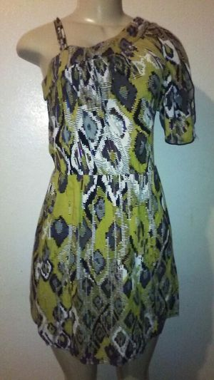 Asymmetrical dress size small for Sale in Denver, CO