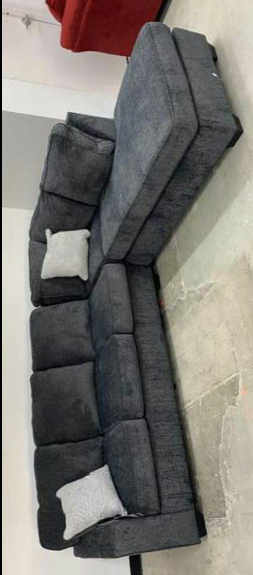 Altsri Slate Sectional by Ashley  Brand New  Delivery Available