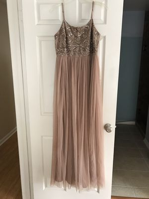 Dress size 6 worn once for Sale in Vienna, VA