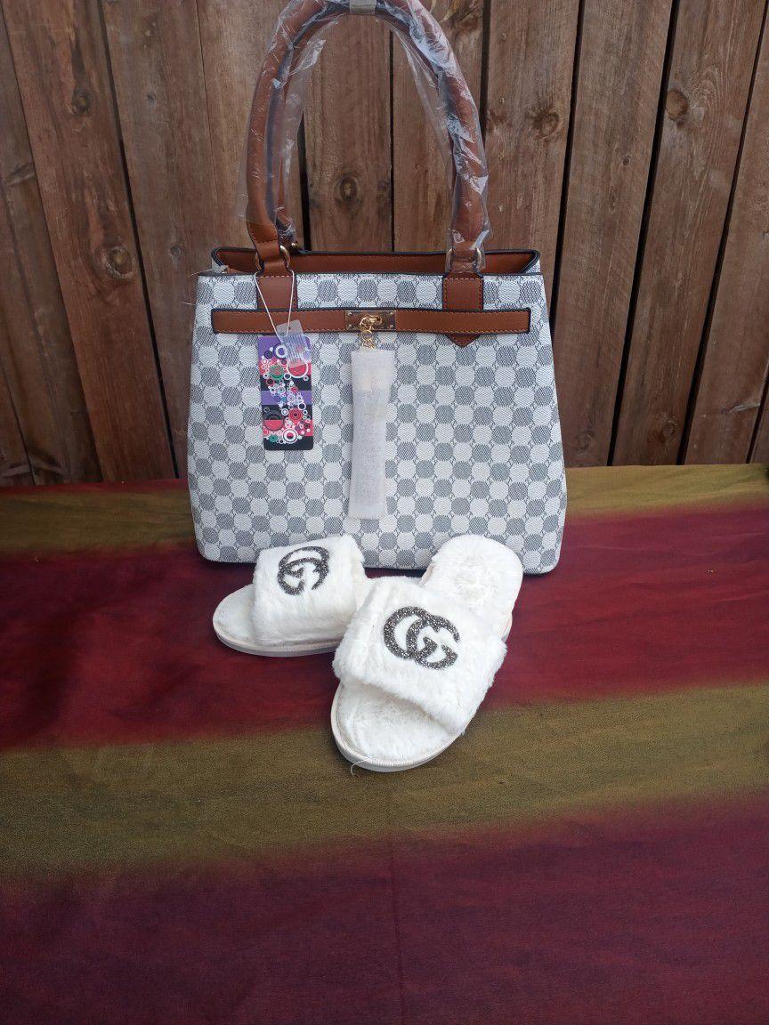 Handbag And Matching Sleepers
