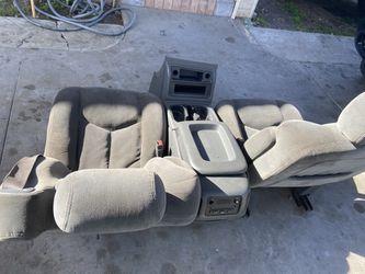 Silverado Seats + Center Console Thumbnail