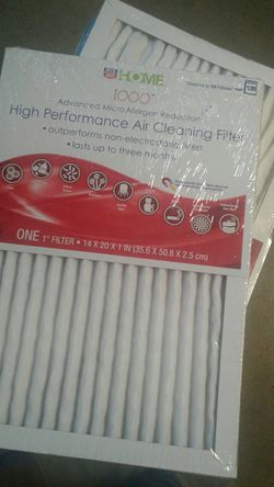Air cleaning filter/Heather filters Thumbnail