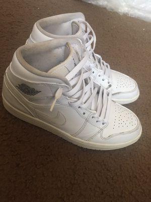 All white Jordan 1 for Sale in Tampa, FL