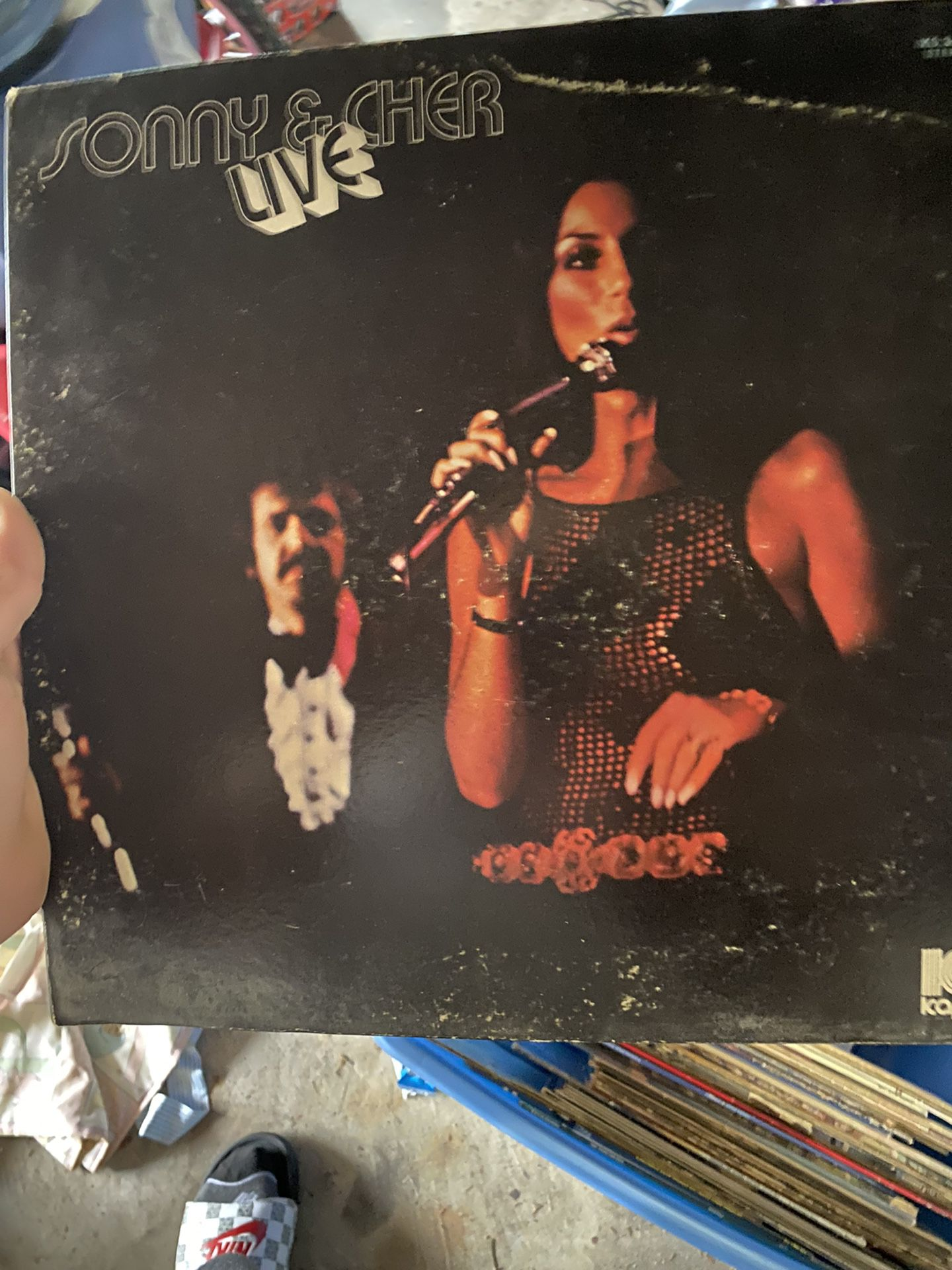 Old Never Opened Records Classic Collectibles