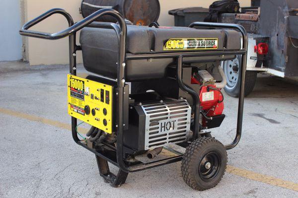 Generac 15000w 22500 Surgew 30hp Generator Ultra Source