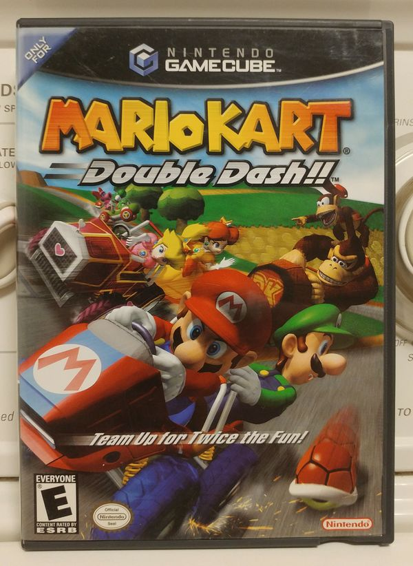 Mario Kart Double Dash For Nintendo Gamecube For Sale In Bronx Ny Offerup