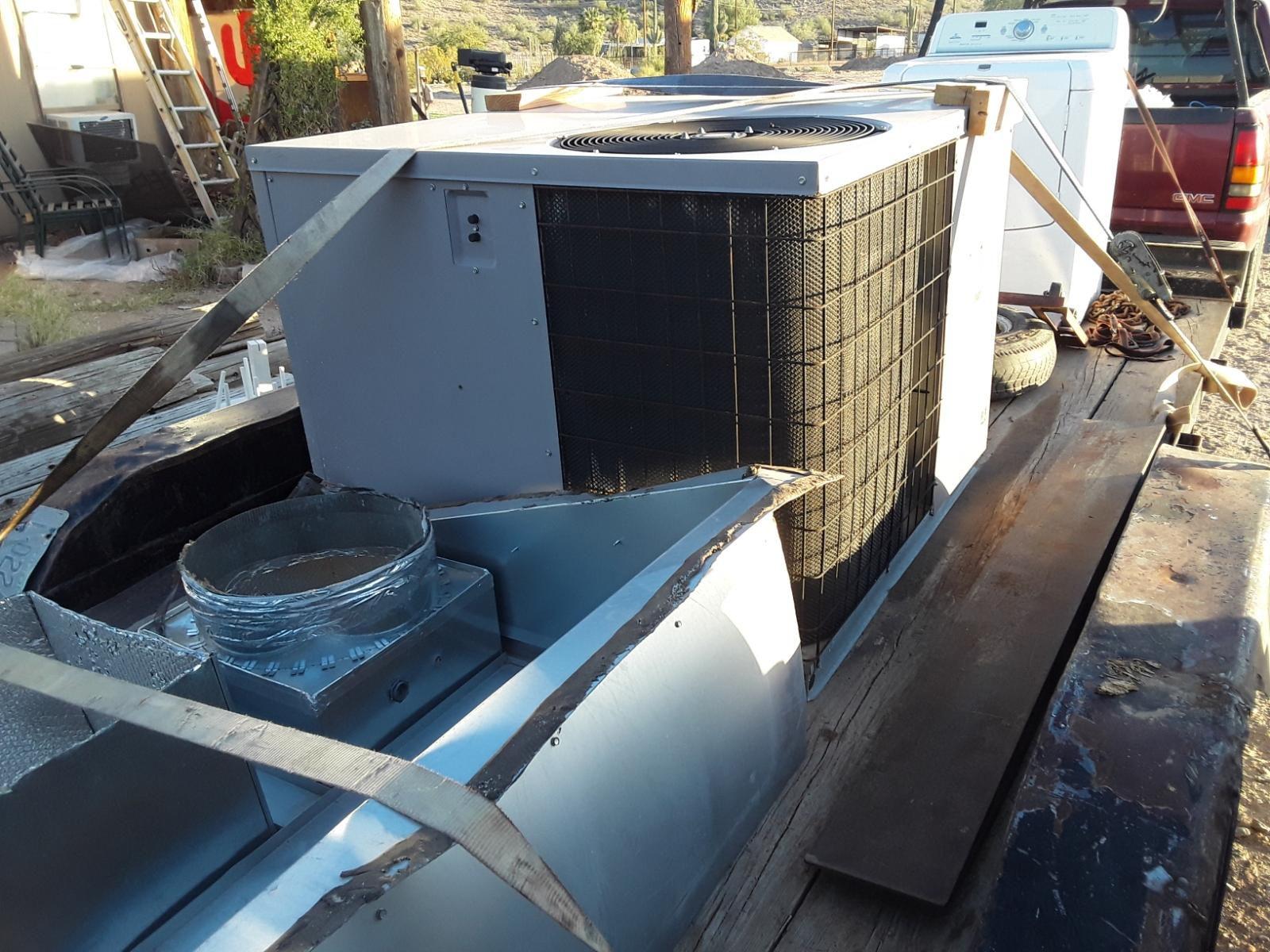 Ac/Heat pump 4ton