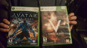Xbox 360 games $10 each or $20 for both for Sale in Seattle, WA