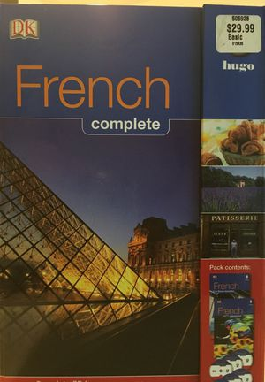 3-month French course (beg.-adv set) for Sale in Seattle, WA