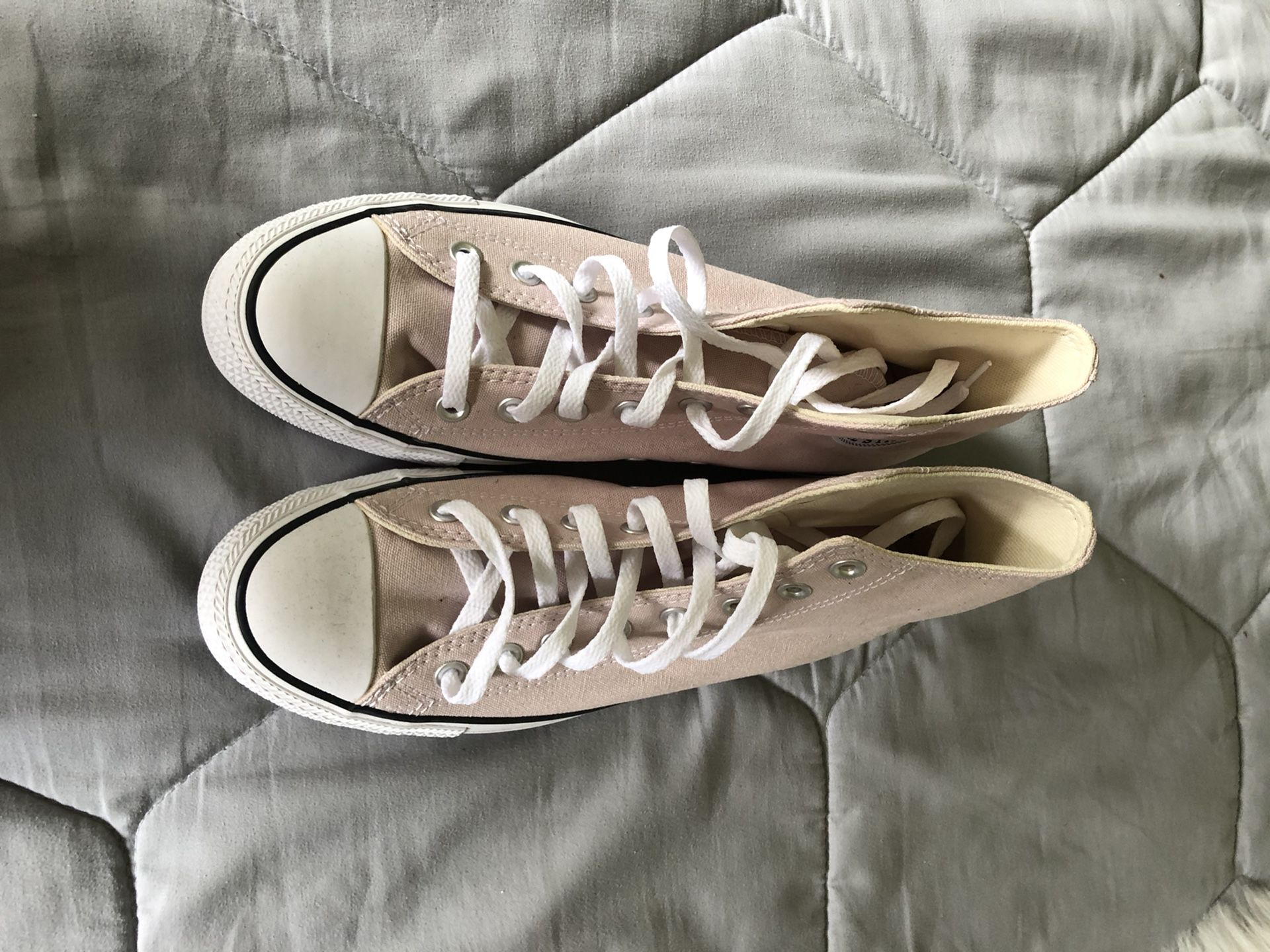 Converse - Blush Pink