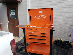 Blue point tool box for Sale in Gaithersburg, MD