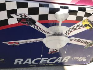 Black tiger arcade game for sale in cherry hill nj offerup racecar ceiling fan new for sale in cherry hill nj aloadofball Choice Image